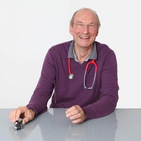 Albrecht Römhild, der bekannte Kinderarzt aus Ottensen
