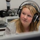 Radiofüchse im Studio