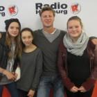 Die Radiofüchse mit Philipp Kolanghis