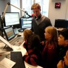 Im echten Radiostudio bei Radio Hamburg