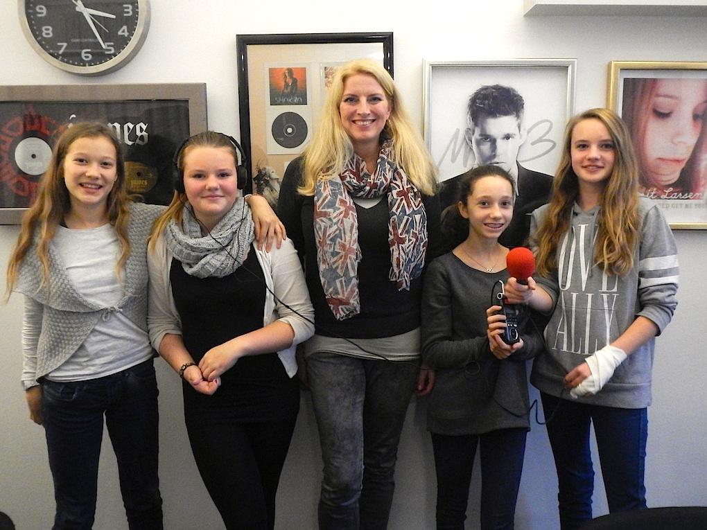 Interview mit Radio Hamburg Moderatorin Birgit Hahn