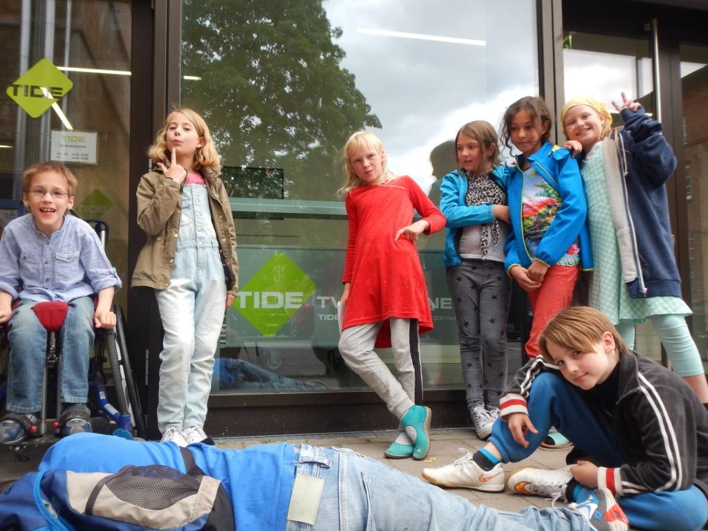 Radiofüchse, Kinderradio, Hamburg, Louise-Schroeder-Schule