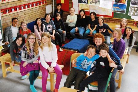 Unsere Klasse!