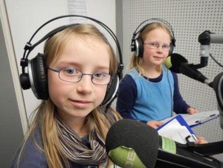 Die Radiofüchse Ida und Tomma