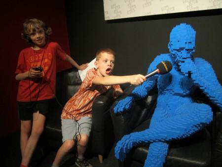 """Interview mit """"Mr Blue"""""""