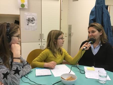 Interview über Datenschutz mit Vanessa Ulfig